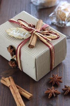 「クリスマスのラッピング」お菓子教室SweetRibbonが提案する簡単かわいいお菓子ラッピング   お菓子・パンのレシピや作り方【corecle*コレクル】
