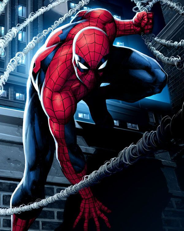 Awesome Spiderman Artworks