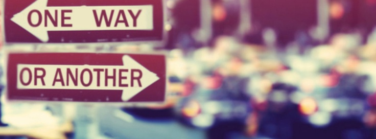 One Way Or Another Facebook Timeline Cover