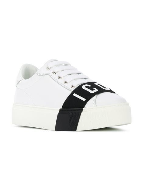 2a11a5a35963 Dsquared2 Icon Sneakers in 2019