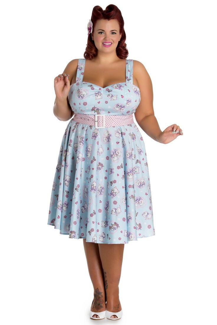 Hell Bunny Amelia 50s Dress