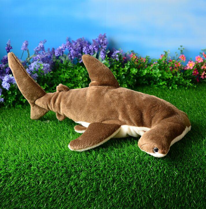 Акула-молот плюшевые игрушки моделирование животное акула кукла подарок магазины игрушек