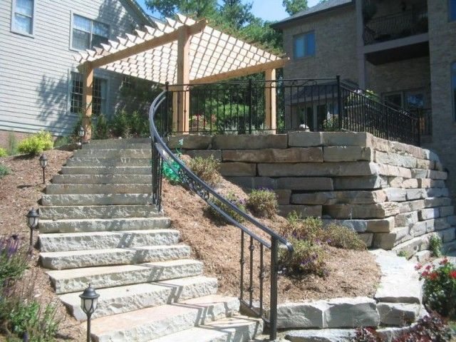 Best 25 Outside Stairs Ideas On Pinterest Concrete Staircase Stairs And Garden Design With
