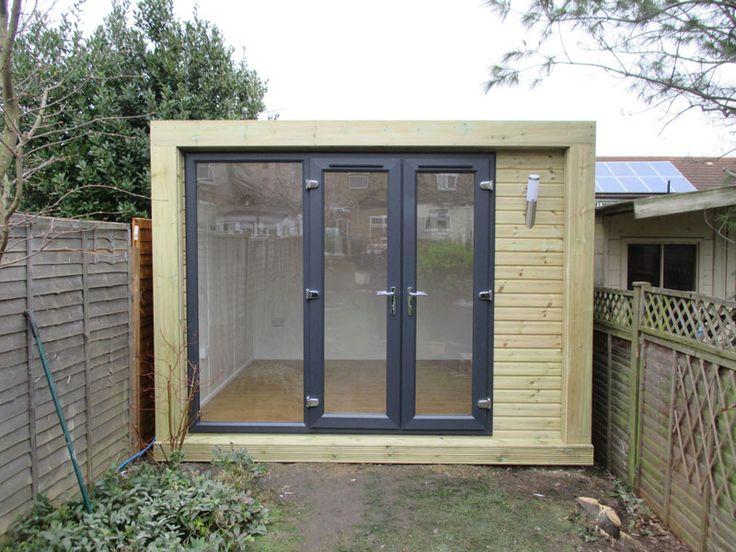 Garden Sheds 3m X 3m 3m x 3m inspiration garden room | บ้านและตกแต่ง | pinterest