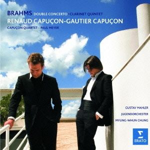 Renaud Capucon - Brahms: Double Concerto & Clarinet