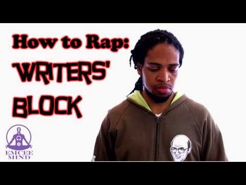 tips on writing a rap verse