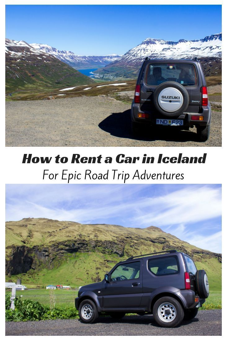 Renting A Car In Iceland For The Ultimate Road Trip Road Trip
