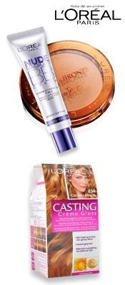 Anttila, L'Oréal Paris, Nude Magique BB-voide, Excellence-kestoväri, Glam Bronze -aurinkopuuteri.