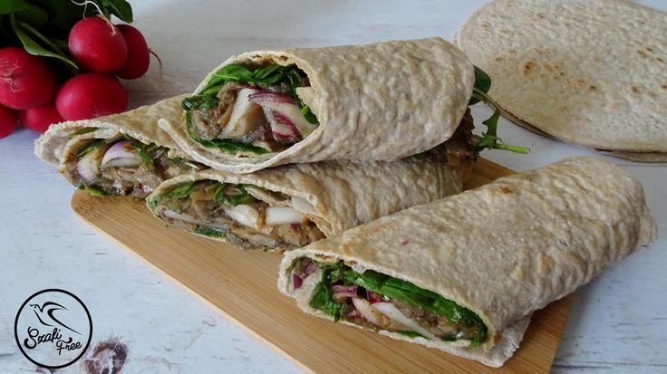 Burrito,  tortilla lap 2 db