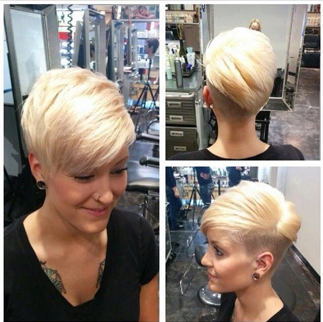 Klassische Kurzhaarfrisuren für dünnes Haar