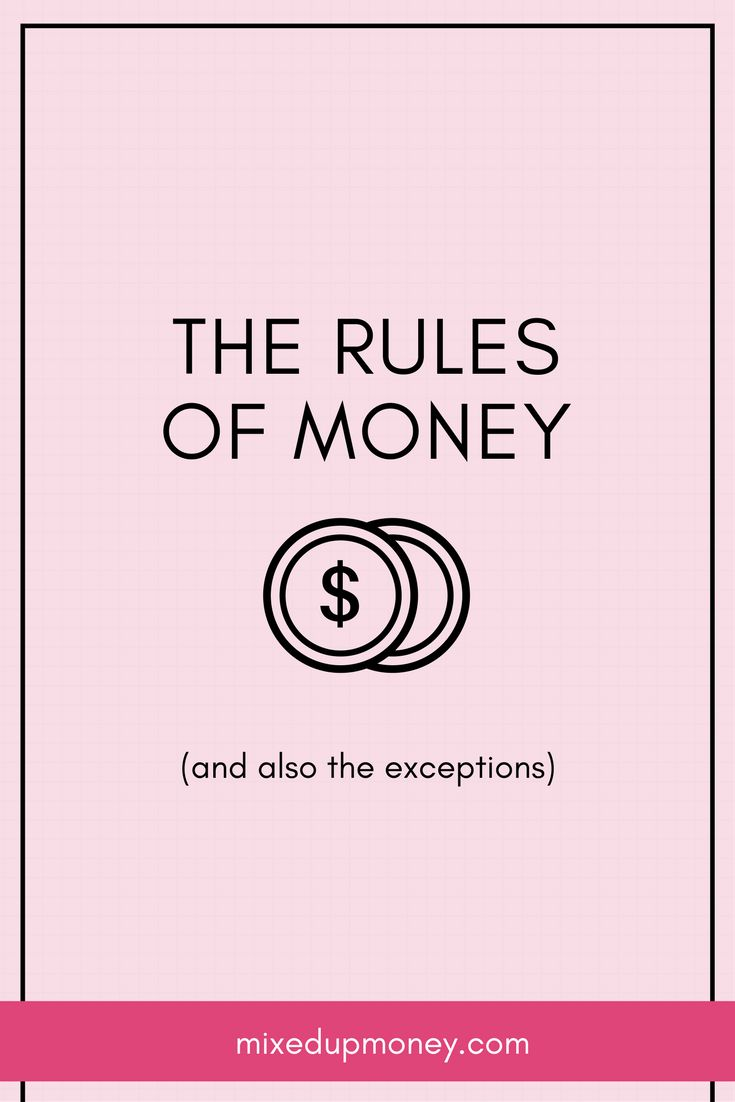 Understanding Money, How to Budget, How to Save, Exceptions, Cash Flow