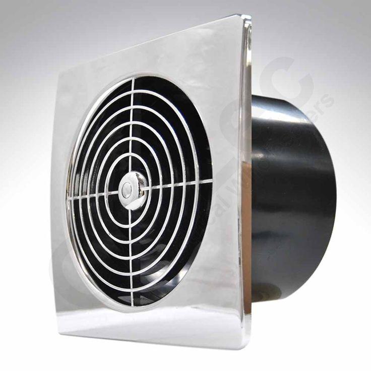 Low Profile Bathroom Extractor Fan