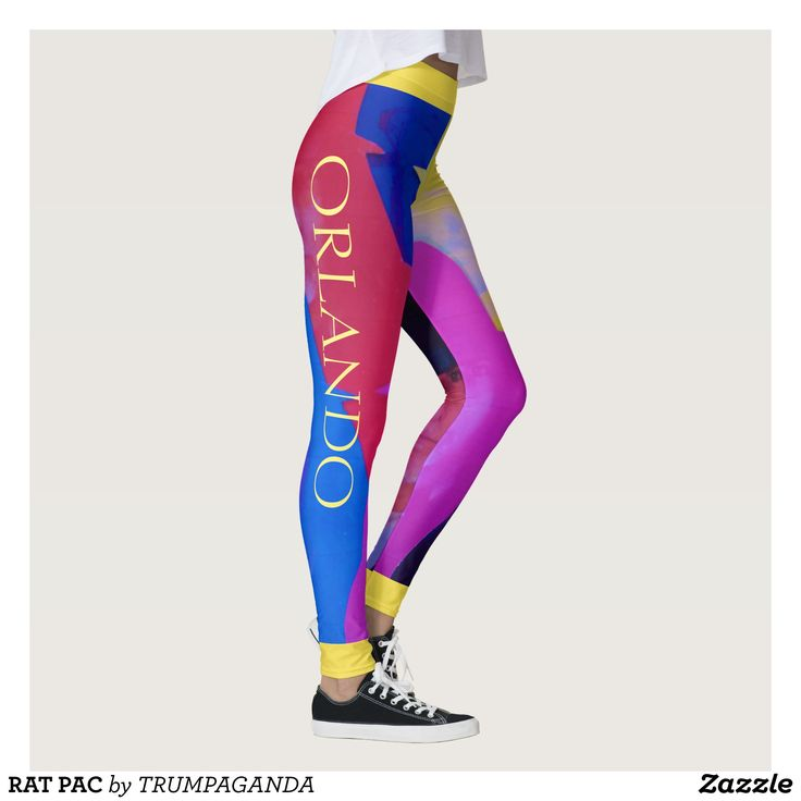 RAT PAC LEGGINGS : Beautiful #Yoga Pants - #Exercise Leggings and #Running Tights - Health and Training Inspiration - Clothing for #Fitspiration and #Fitspo - #Fitness and #Gym #Inspo - #Motivational #Workout Clothes - Style AND comfort can both be achieved in one perfect pair of unique and creative yoga leggings - workout and exercise pants - and running tights - Each pair of leggings is printed before being sewn allowing for fun designs on every square inch - Medium weight fabric is tough…