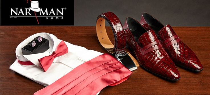 Top Narman Uomo ceremony accessories for grooms - Shoes