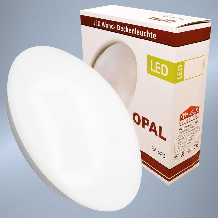 LED Wandlampe OPAL Deckenleuchte Wandleuchte Deckenlampe Lampe Bewegungsmelder   eBay