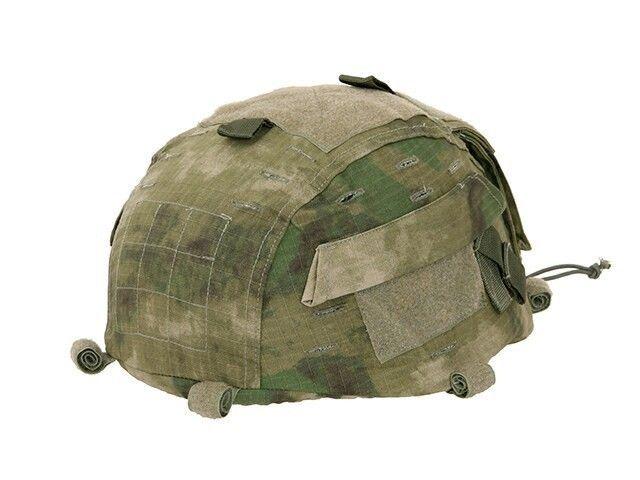 MICH 2000 Helmet cover ATACs FG  #tatical #armysurplus #Taticalgear #Airsoft #paintball #prepper