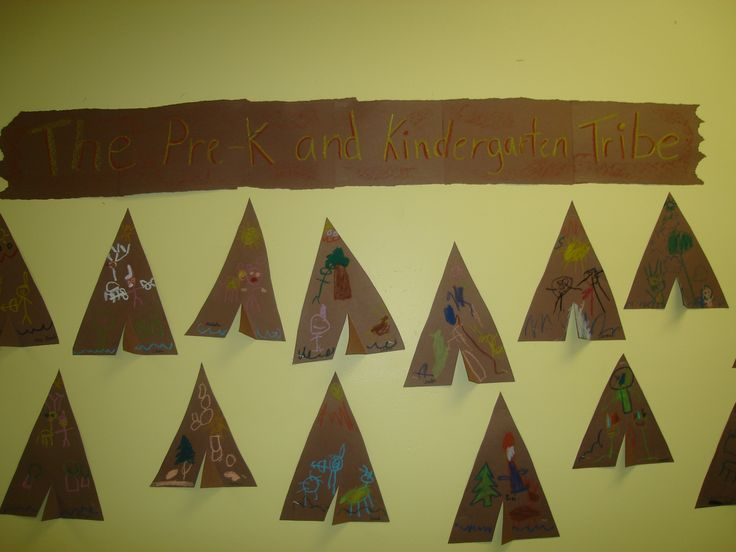 17 best images about native americans theme on pinterest for Fall decorating ideas with construction paper