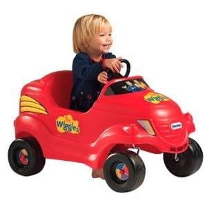 Little Tikes The Wiggles Big Red Car Ride-on Toy Reviews Australia www.littletikes.com.au