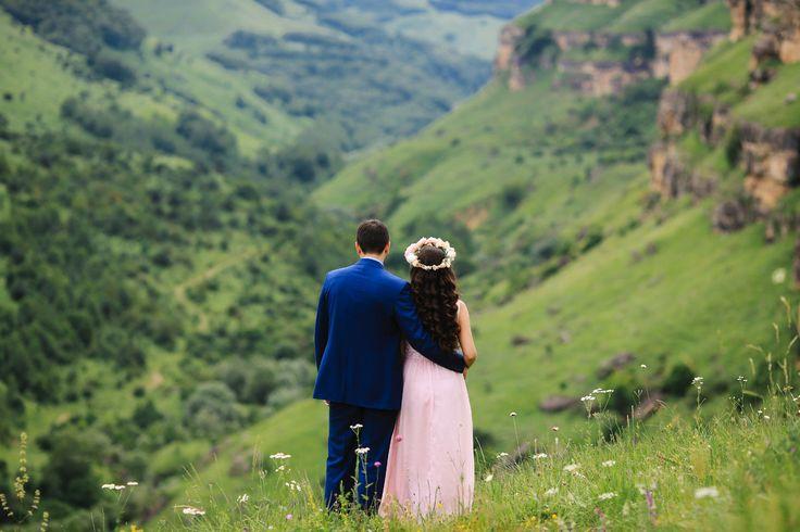Три метра над уровнем гор | Статьи о свадьбе | www.wedcake.ru - свадьба в Санкт-Петербурге
