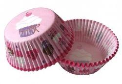 Formičky na muffiny a cupcakes 50ks - Dortík č. Muf-6