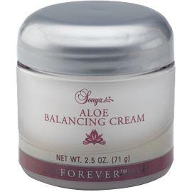 SONYA BALANCING CREAM Sonya® Aloe Balancing Cream