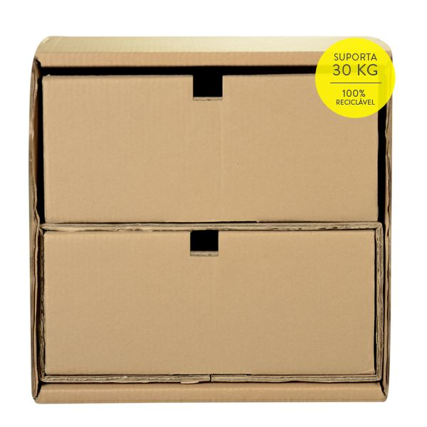 Gaveteiro - Cartone Design - Móveis de Papelão