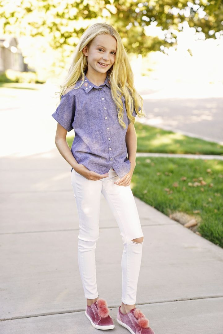 back to school with design history girls tween fashion
