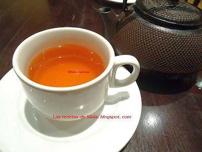 Las recetas de Silvia: Rooibos tea, las propiedades y beneficios de su co...