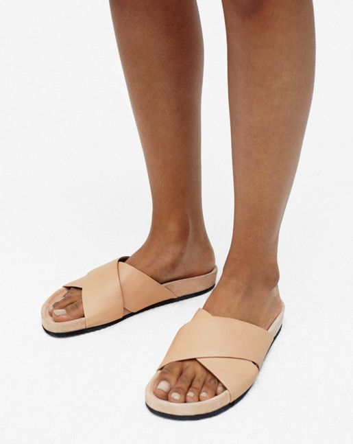 Nadia Sandal Natural - Shoes - Woman - Filippa K