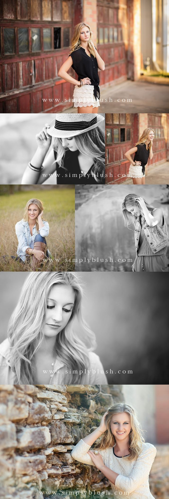 her smile will make you smile… cy ranch high school senior photographer | North Houston, Tomball, Cypress & The Woodlands TX Child & Family ...