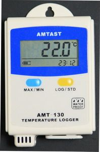 Temperature Data logger AMT-130 - Digital Metet Indonesia