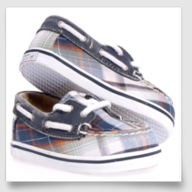 Infant Boys Sperry....adorable!!