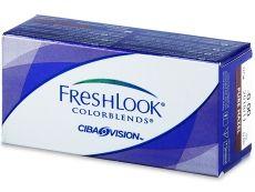 FreshLook ColorBlends - nedioptrické (2 čočky) - Alcon (Ciba Vision)