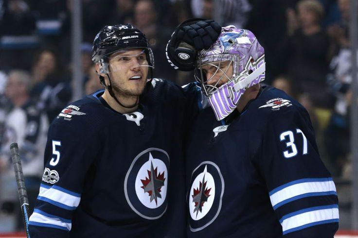 Winnipeg Jets, goaltending, and the playoffs