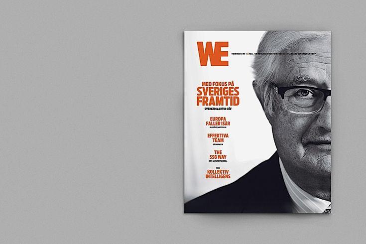 Editorial Design Inspiration: WE Magazine | Abduzeedo Design Inspiration