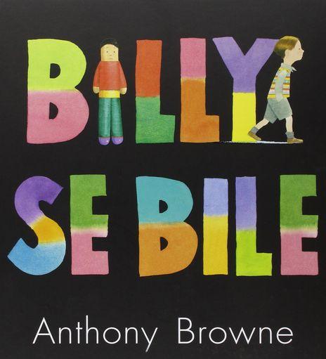 Page internet, série de livres pour les enfants angoissés
