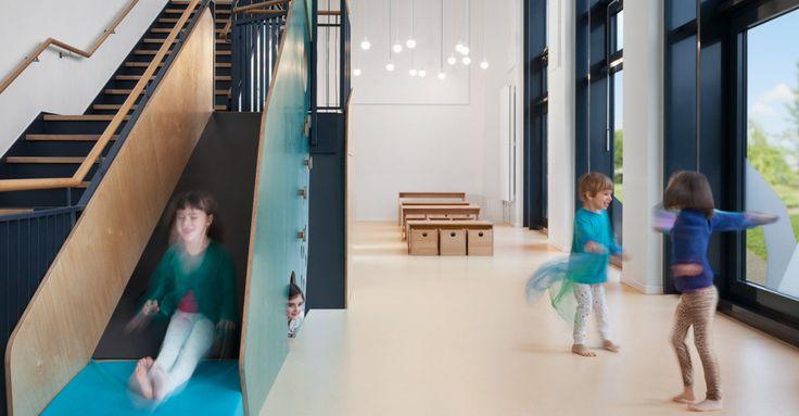 PME KITA HAFENCITY in 2020 Kita räume, Kindergarten