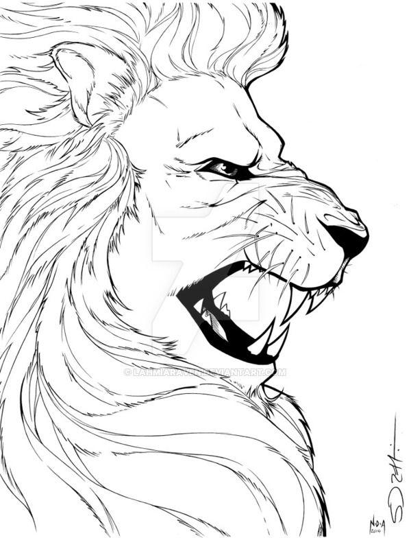 ԑ̮̑♦̮̑ɜ~Mandala para Colorear~ԑ̮̑♦̮̑ɜ Lion Inks - Shibao by LahmiaRaven on DeviantArt