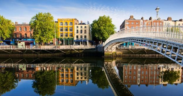 Dublin events/places for free.
