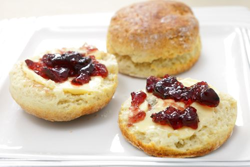 Gluten Free English Tea Scones Recipe | Blends by Orly — Blends by ...