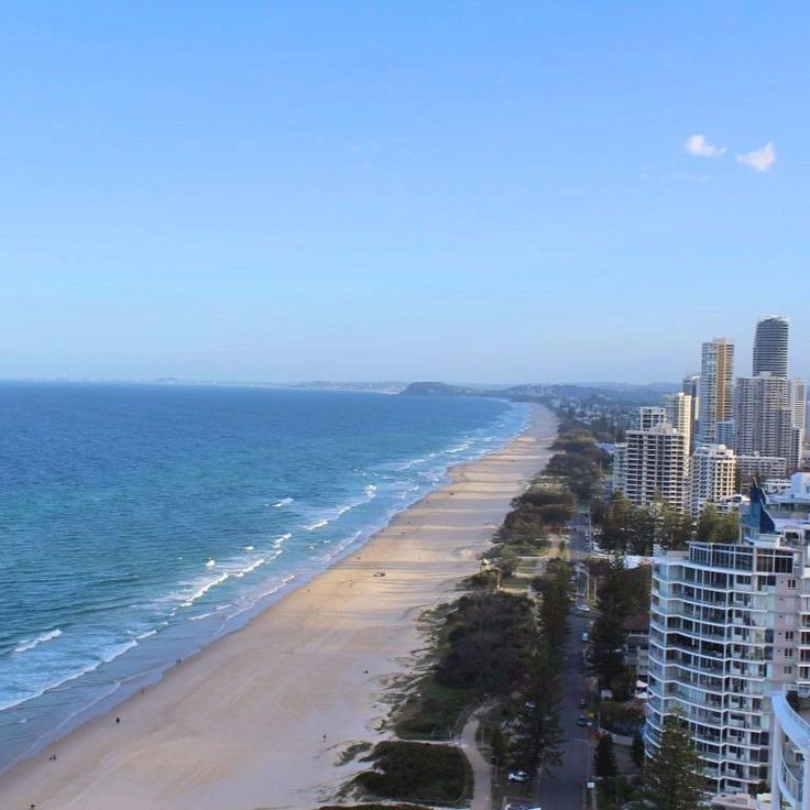 On the Gold Coast for a few days.  Oh, my.