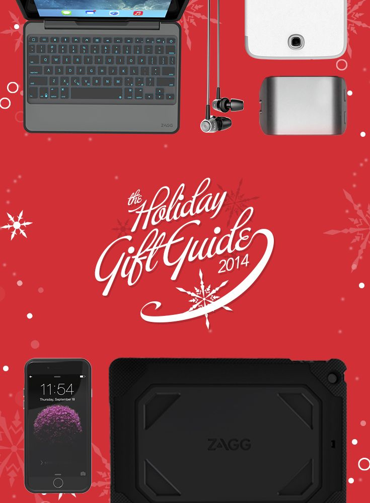 Your One-Stop Location for All Your Tech-Accessories is Our Holiday Gift Guide. Learn More Here -> http://buff.ly/1BsfEt3