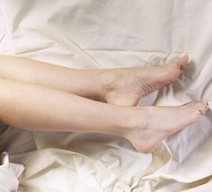 Sleeping Legs. How to prevent and treat calf muscle cramps.