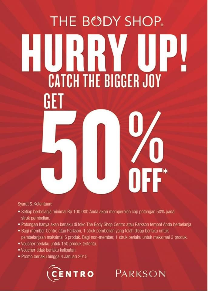 Although The Body Shop does not distribute a great deal of coupon codes, they do introduce new sales every week or so featuring a minimum of 10% off a category or BOGO deals. Shoppers can also easily spot new deals by hovering over their sale navigation link at the top.
