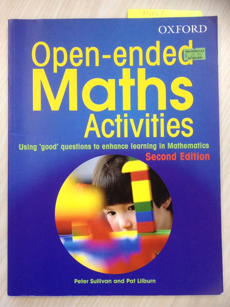 Excellent open-ended questions on all maths concepts for Lower, Middle and Upper primary. A great starting point!
