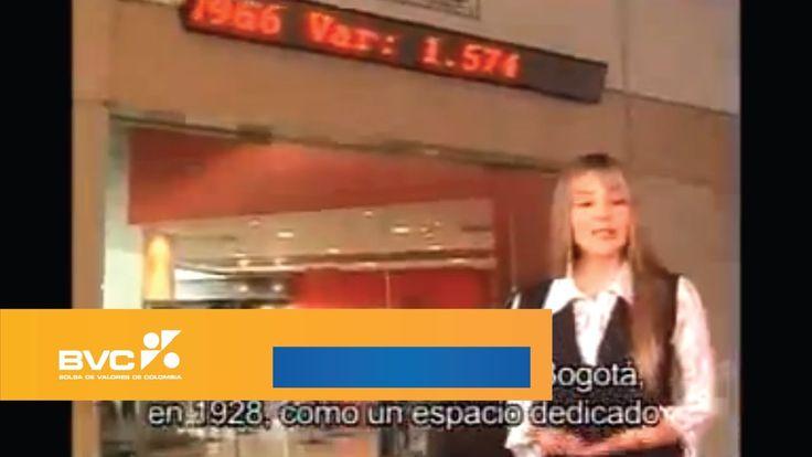 Conozca la BVC, Bolsa de Valores de Colombia, Un país todos los valores....