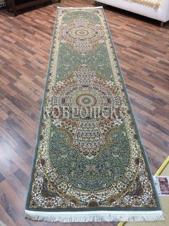 Ковровая дорожка F373GRAY | кум | Иранские ковры | Шерстяные ковры