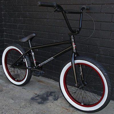 2016 Fit Bike Co BMX Dugan 1 Gloss Black Bicycle Stranger Cult Kink Sunday Haro   eBay   @giftryapp