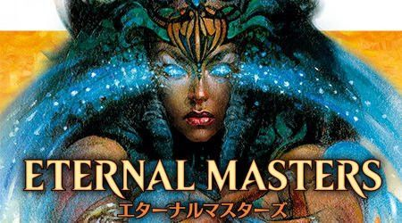 MTG Magic the Gathering Eternal Master's Booster Box (24 packs) Japanese Ver Card Game