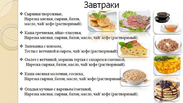 Варианты Завтрака На Правильном Питании Для Похудения. Полезный завтрак при правильном питании для похудения